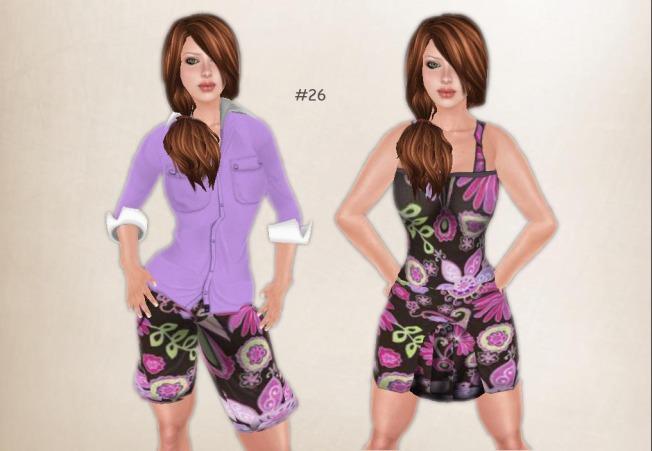 outfits (unissex e feminino)